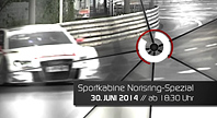 DTM 2014 am Norisring - powered by Sadi